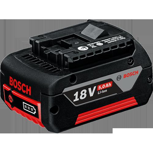 Аккумулятор Li-Ion GBA 18V 5,0Ah M-C Professional
