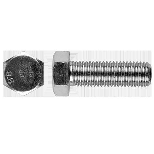 Болт DIN933, цинк, полная резьба,  M20*130