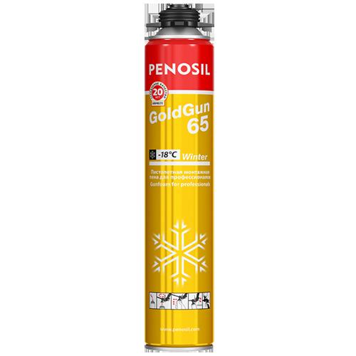 Пена монтажная PENOSIL GoldGun 65 Winter (зима)