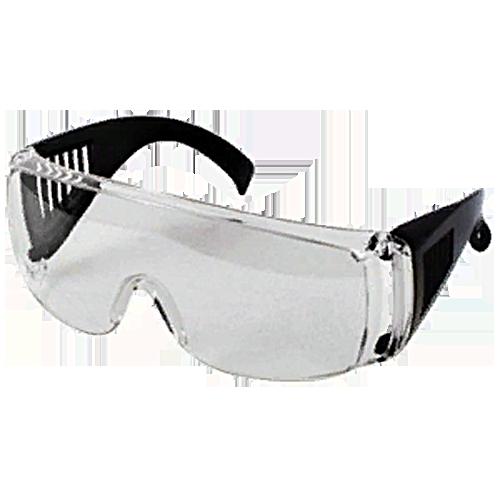 Очки защитные с дужками прозрачные, Дельта